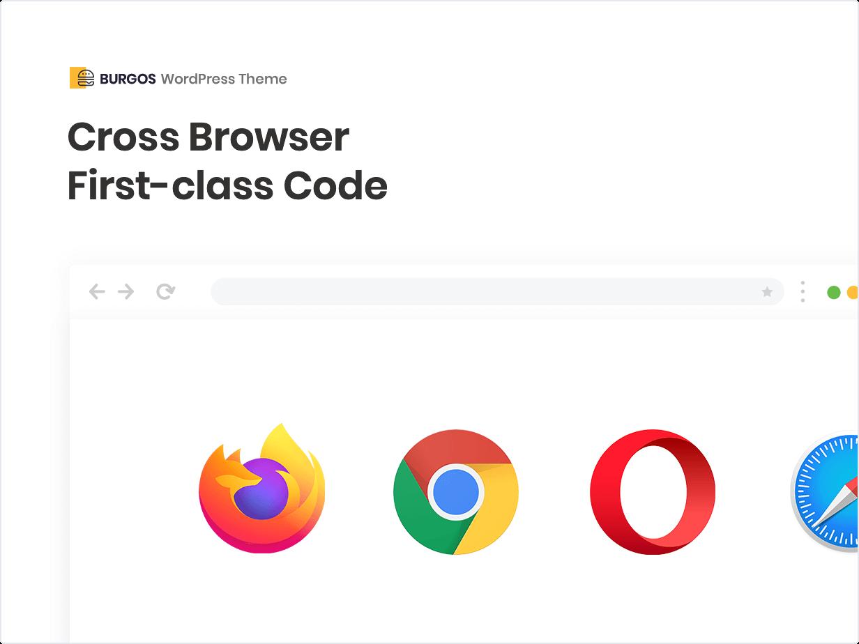 Cross Browser First-Class Code