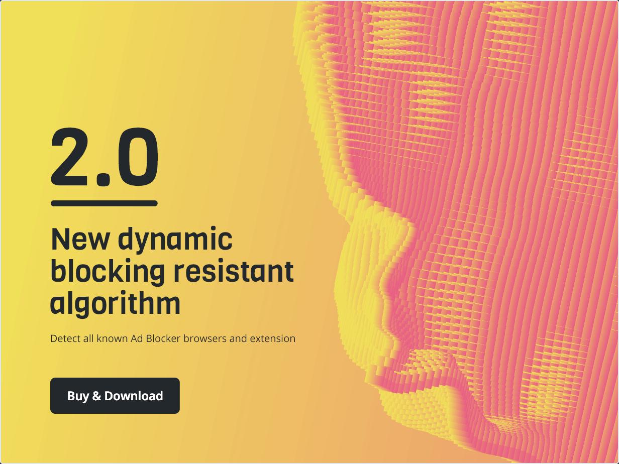 New dynamic blocking resistant algorithm