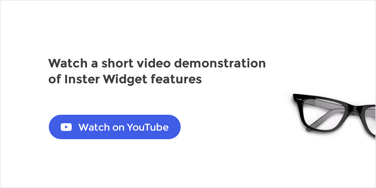 Tonton Presentasi Video Widget Inster