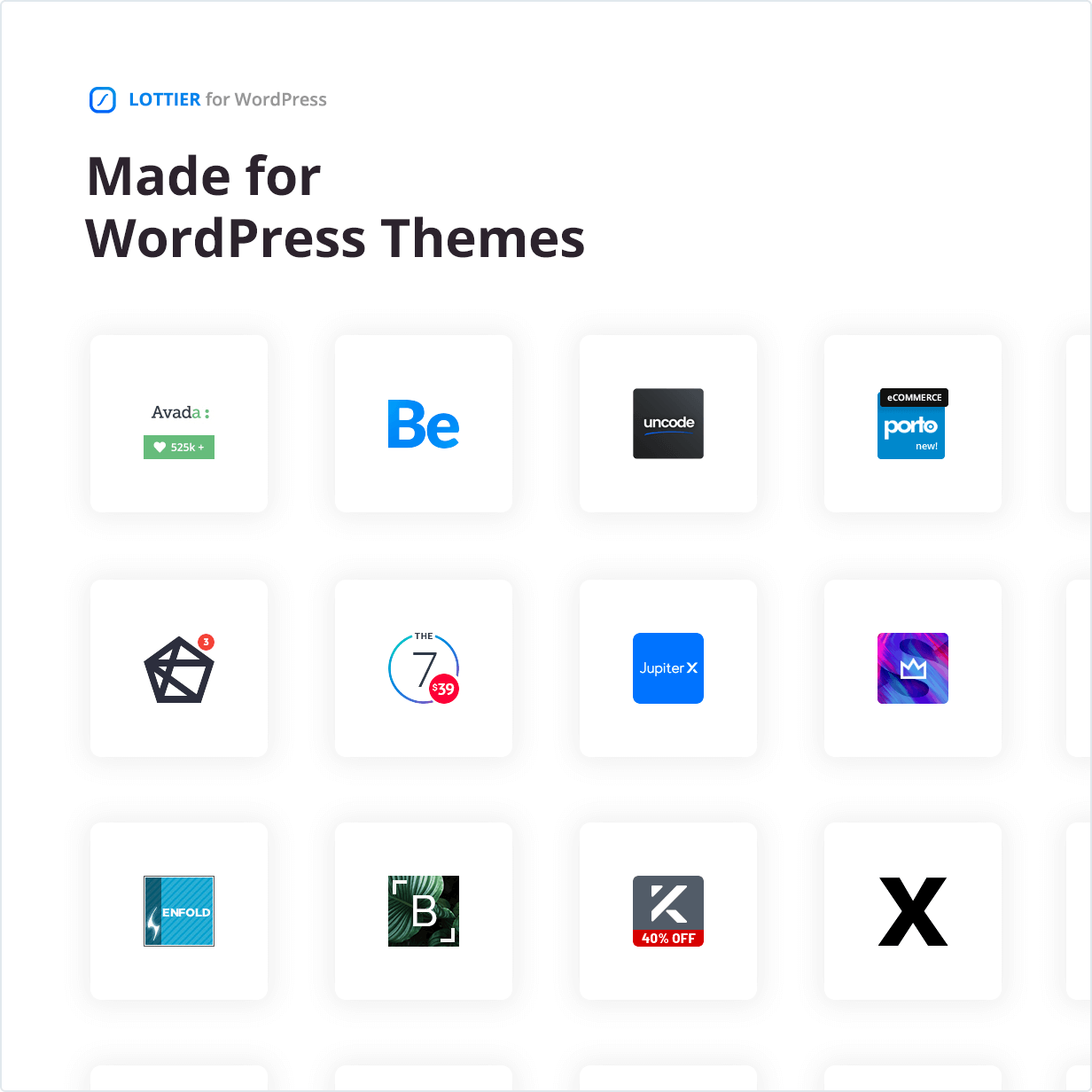 Made for WordPress Themes