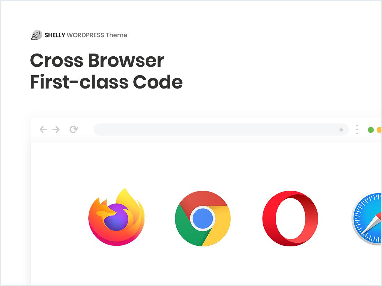 Cross-browser First Class Code