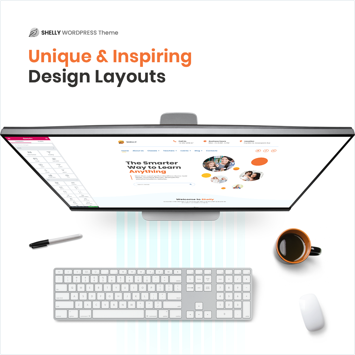 Unique and Inspiting Design Layouts