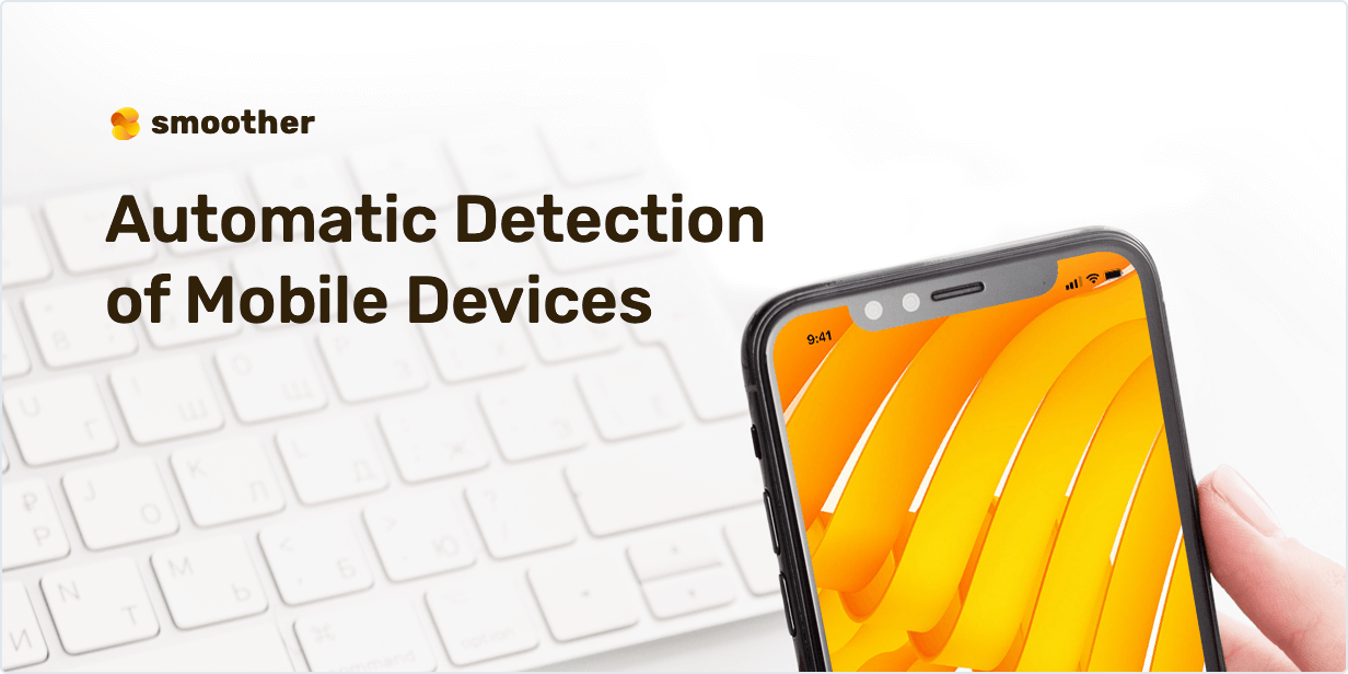 Automatic detection of mobile devices