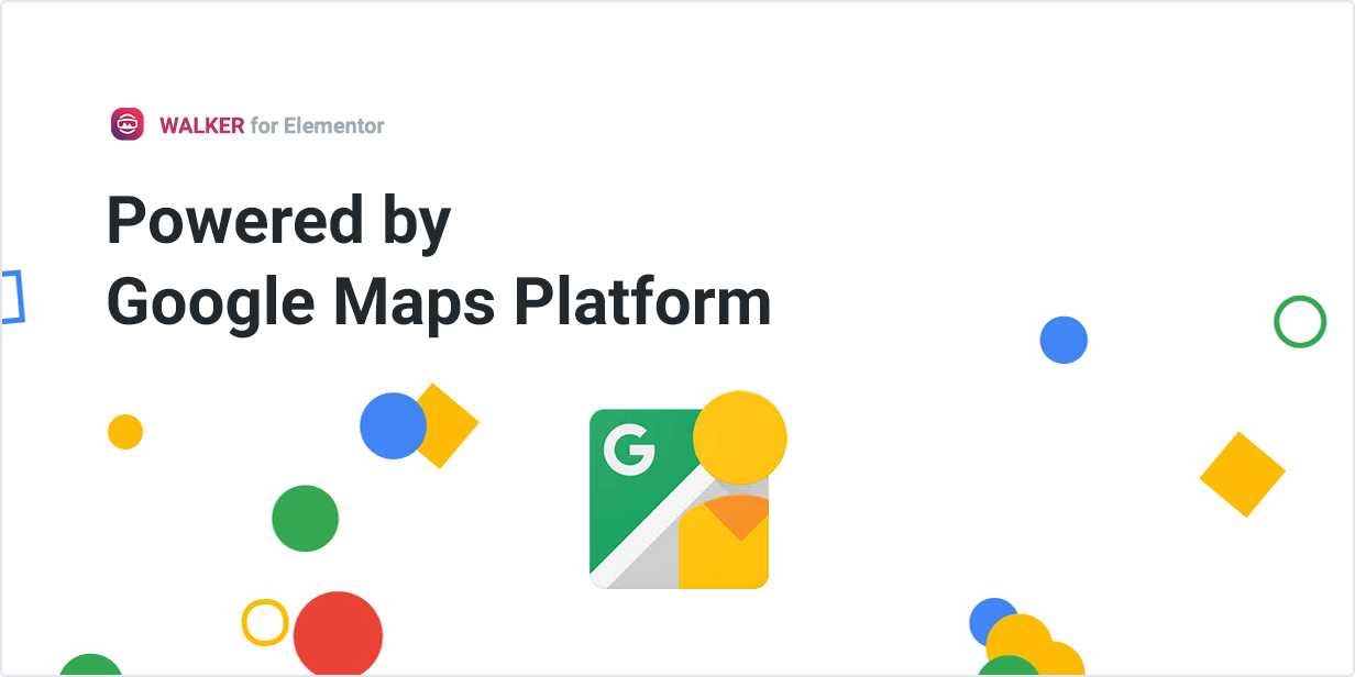 Powered by Google Maps Platform